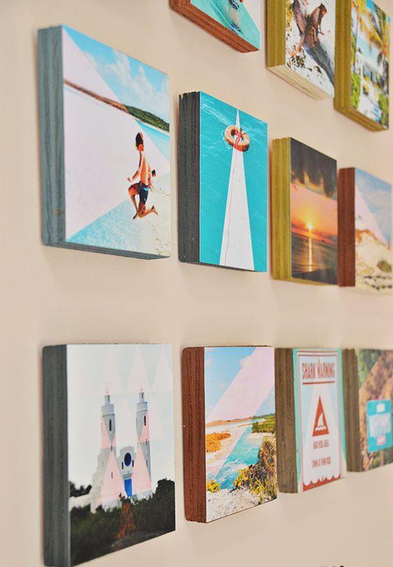 ιδέες για Instagram Gallery ντεκόρ τοίχου1
