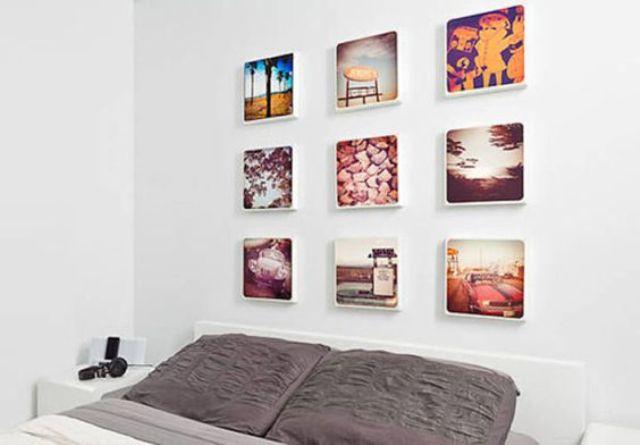 ιδέες για Instagram Gallery ντεκόρ τοίχου12