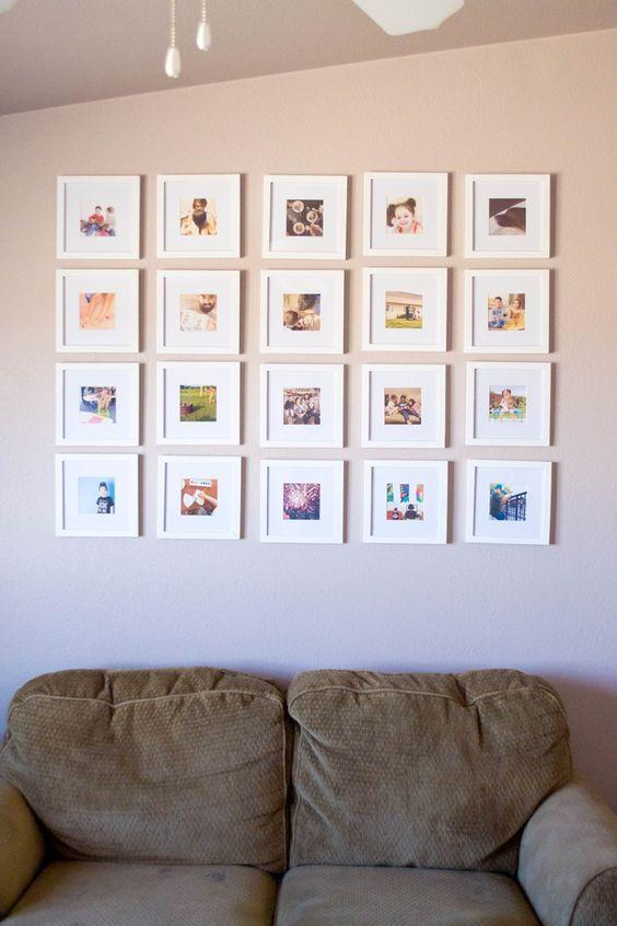 ιδέες για Instagram Gallery ντεκόρ τοίχου19