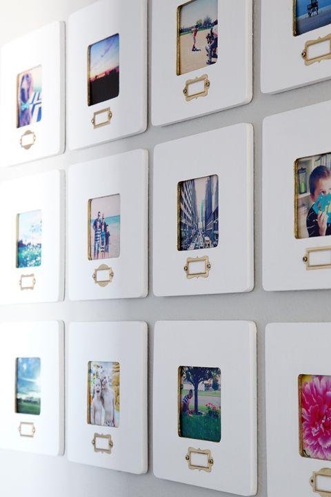 ιδέες για Instagram Gallery ντεκόρ τοίχου2