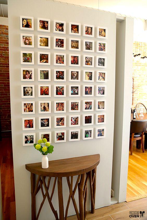 ιδέες για Instagram Gallery ντεκόρ τοίχου7