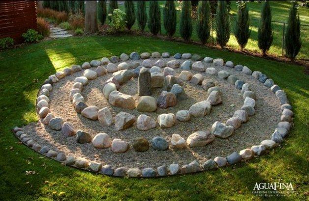 σπιράλ σχέδια κήπου9