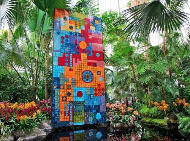 Μοντέρνα γλυπτική κήπου13