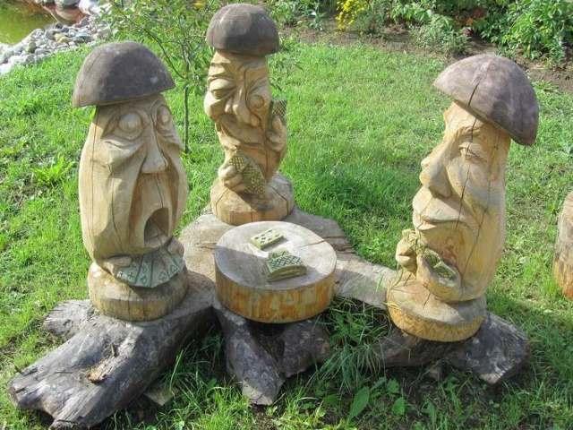 Μοντέρνα γλυπτική κήπου24