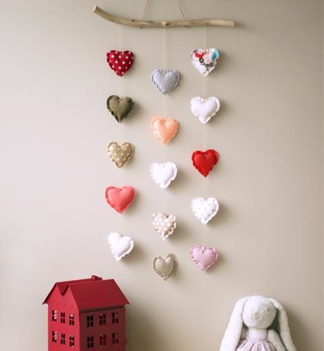 Ρομαντική διακόσμηση για την Ημέρα του Αγίου Βαλεντίνου4