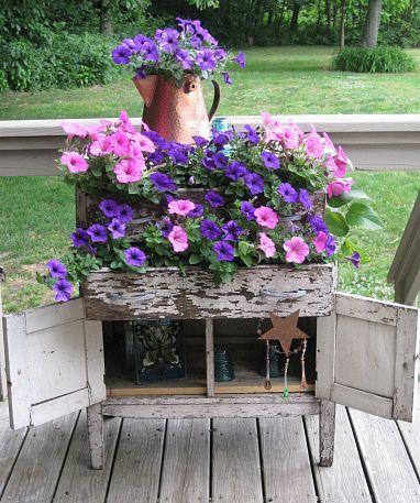 Έμπνευσμένες γλάστρες λουλουδιών18
