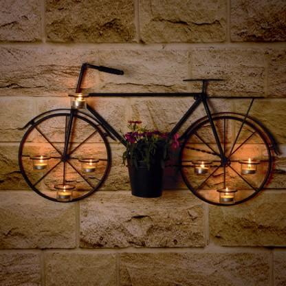 Ιδέες για γλάστρες με παλιά ποδήλατα10
