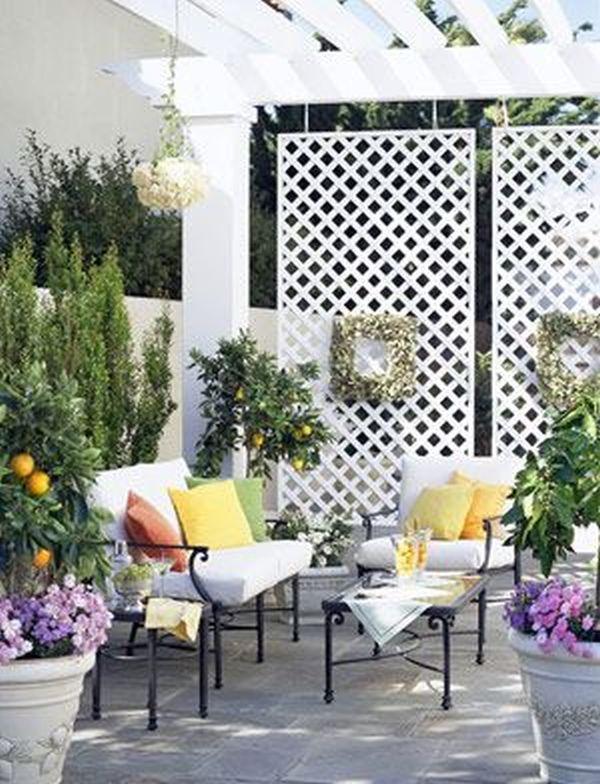 Ιδέες διακόσμησης κήπου13