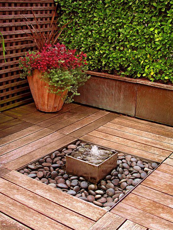 πέτρινα ντεκόρ για τον κήπο σας10