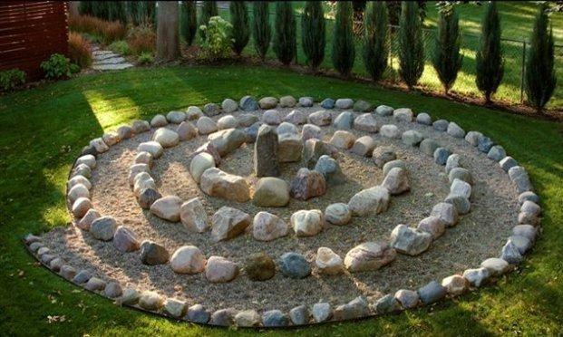 πέτρινα ντεκόρ για τον κήπο σας16