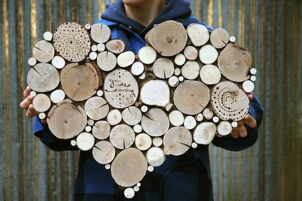 DIY έργα από κορμούς δέντρου6