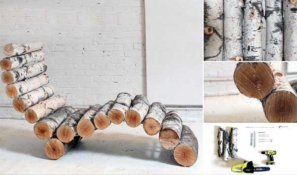 DIY έργα από κορμούς δέντρου7