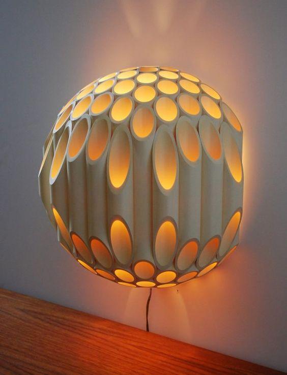 DIY ιδέες από PVC σωλήνες2