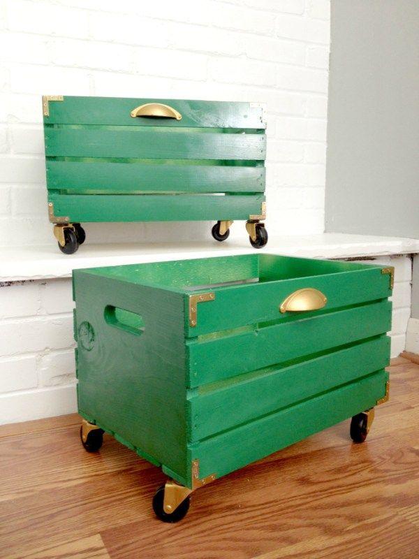 DIY πολύχρωμα ξύλινα καφάσια6