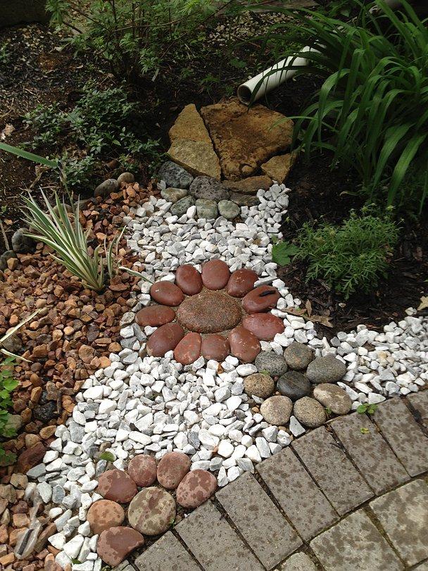 Decor κήπου με πέτρες6