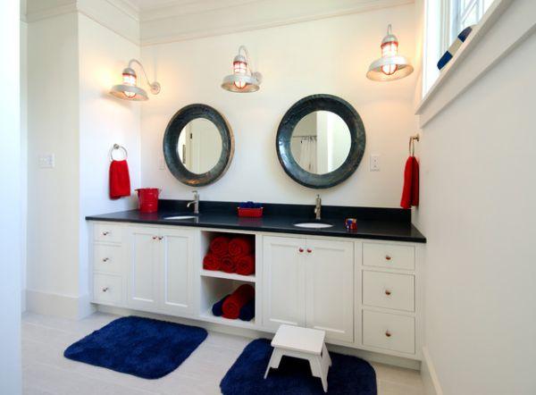 ιδέες αποθήκευση πετσετών για το μπάνιο14