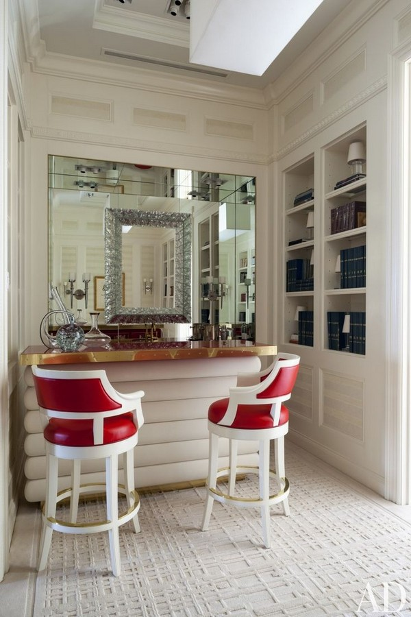 50 Stunning Home Bar Designs - Style Estate -