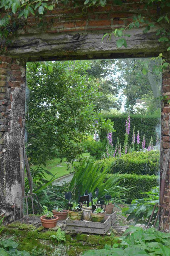 καθρέφτες κήπου1
