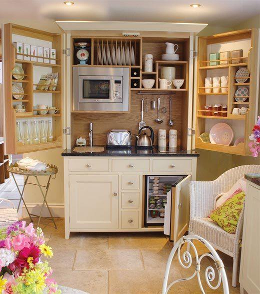 ιδέες για μικρές κουζίνες1