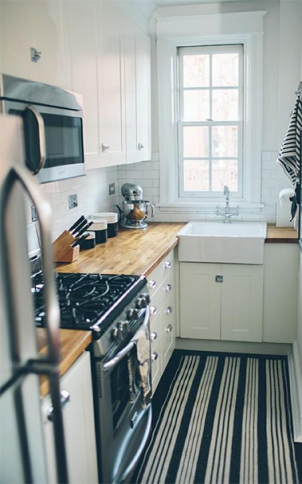 ιδέες για μικρές κουζίνες19