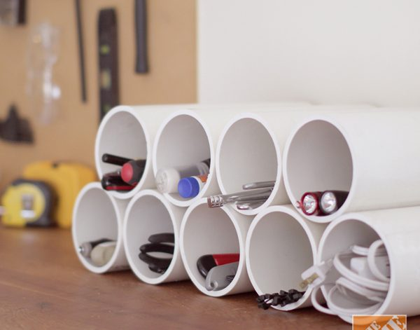 DIY ιδέες αποθήκευσης και οργάνωσης των εργαλείων11