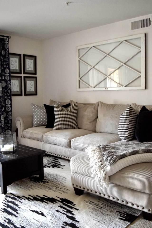 μοντέρνο σαλόνι διακόσμηση2