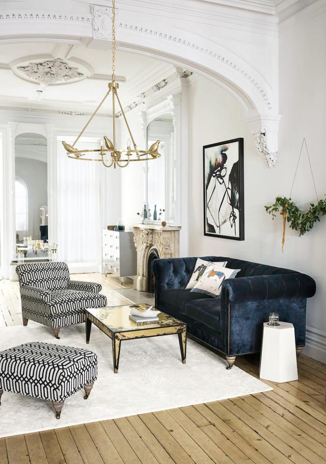 μοντέρνο σαλόνι διακόσμηση20
