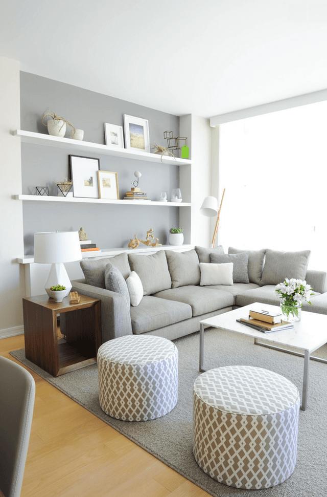 μοντέρνο σαλόνι διακόσμηση4