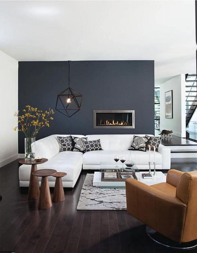μοντέρνο σαλόνι διακόσμηση9