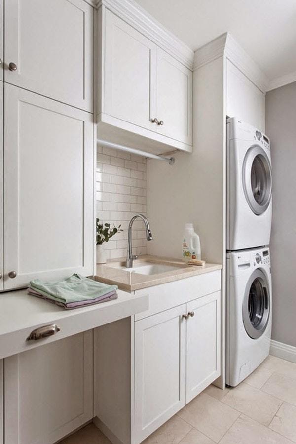 Δωμάτιο πλυντηρίου λειτουργικές ιδέες7