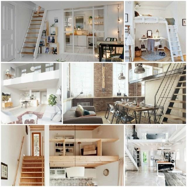 διακόσμηση τύπου loft