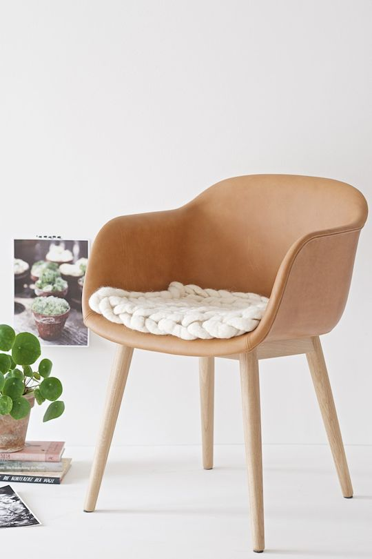 ιδέες διακόσμησης με κουβέρτες παχιάς πλέξης13