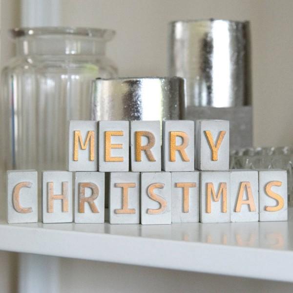 Χριστουγεννιάτικες διακοσμητικές κατασκευές από μπετόν4