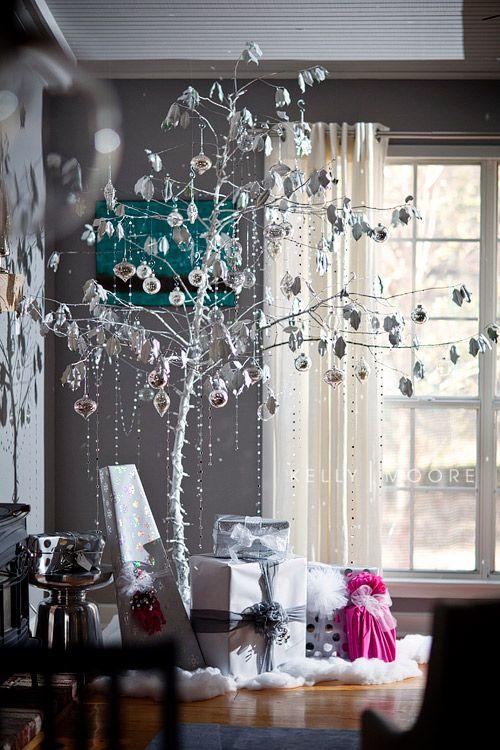 Χριστουγεννιάτικο δέντρο από κλαδιά10