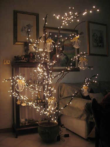 Χριστουγεννιάτικο δέντρο από κλαδιά32