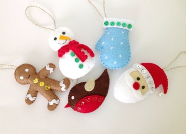 Ραφτά Χριστουγεννιάτικα στολίδια14