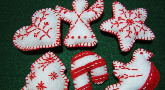 Ραφτά Χριστουγεννιάτικα στολίδια26