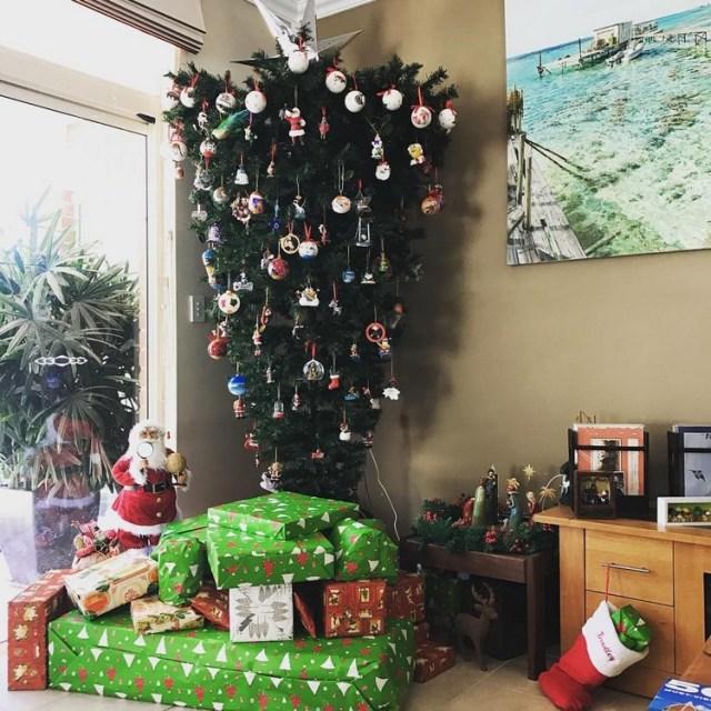 χριστουγεννιάτικο δέντρο ανάποδα12