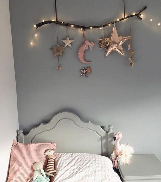 ιδέες με φωτάκια για το παιδικό δωμάτιο1