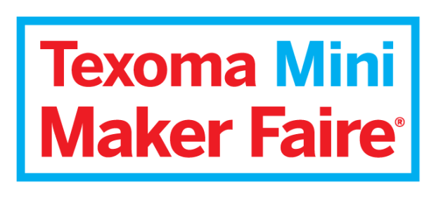 Texoma Mini Maker Faire logo