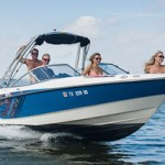 Boating on Lake Texoma