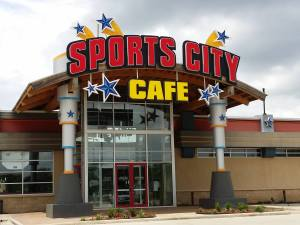 Sports City Cafe Durant OK