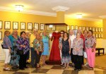 DAR Tour Texas First Ladies Gown Collection