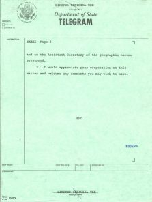 Telegram from Department of State to all diplomatic and consular posts, 201473, p. 3.