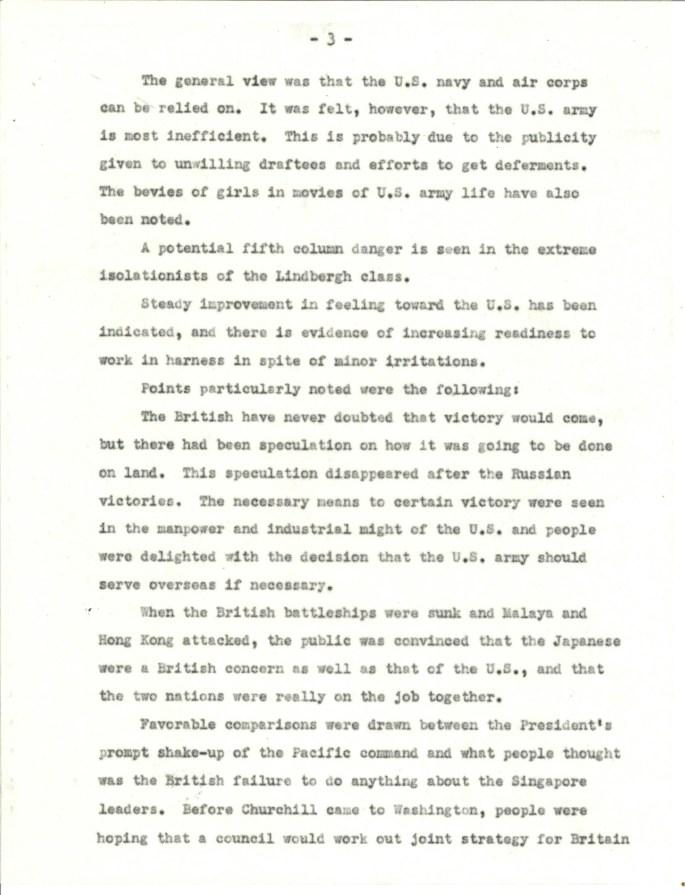 OWI.British opinion of US Jan 1942.4