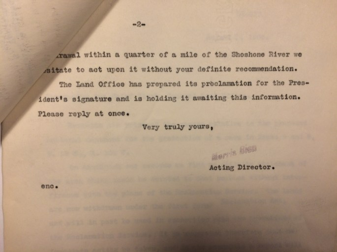 Image of Aug. 3 letter.