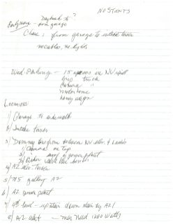 Production notes for Jack of Hearts