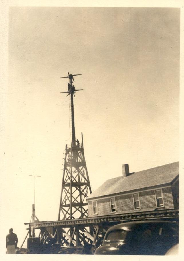 Image of radio tower.