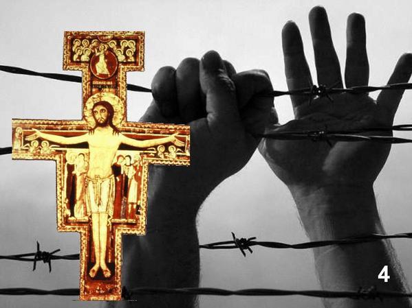 La Passion du Christ pour les hommes