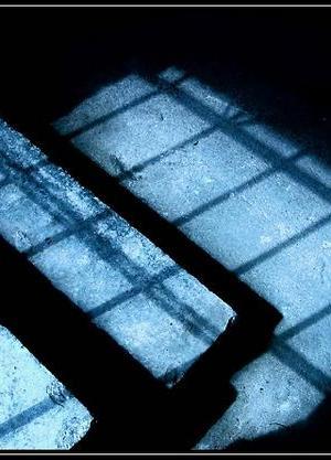 Lumière dans la prison